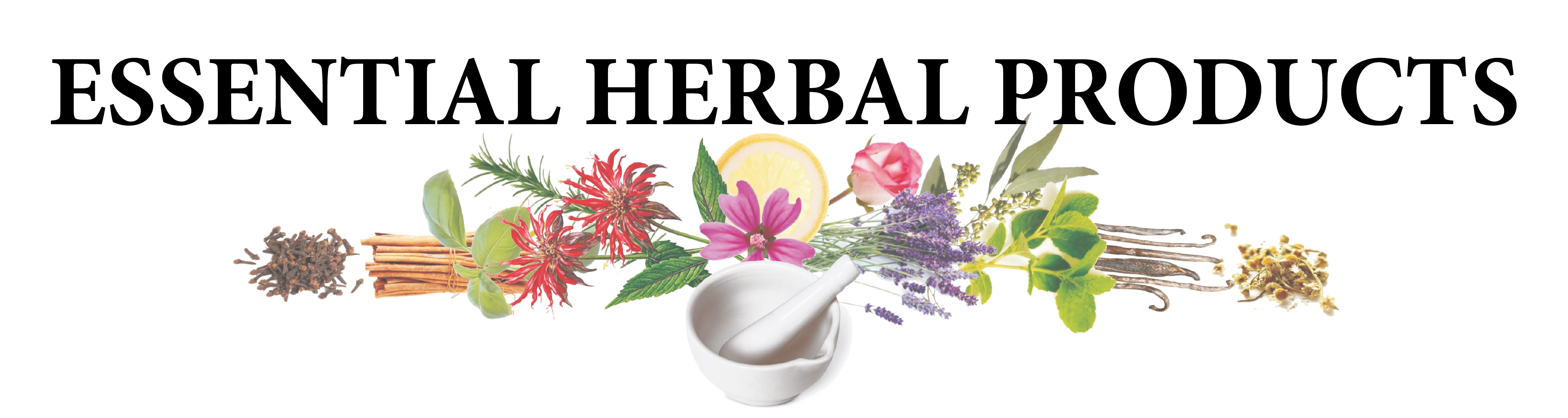 Essential Herbal Products Logo
